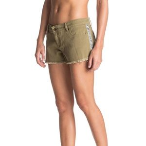 ROXY Luna Sea Denim Shorts